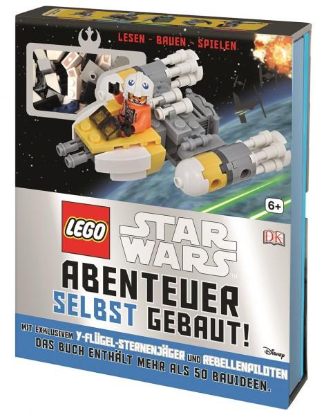 LEGO® Star Wars™ Abenteuer selbst gebaut!