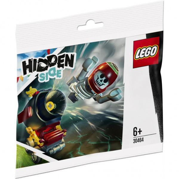 Polybag LEGO Hidden - 30464 - El Fuegos Stunt-Kanone