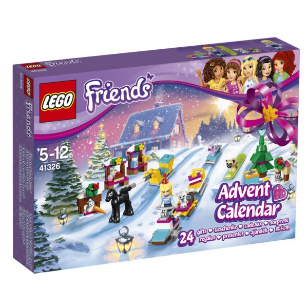 LEGO® Friends Adventskalender 2017