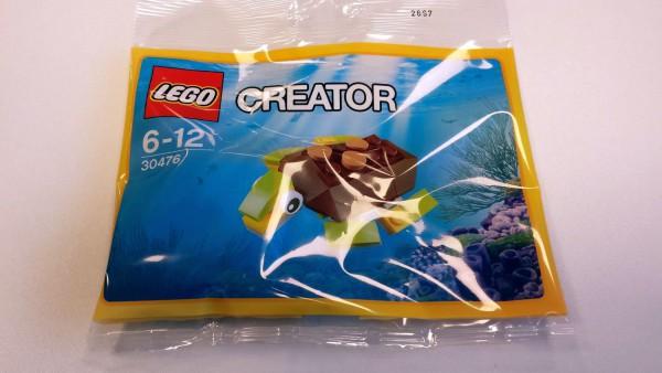 Polybag LEGO Creator - Fröhliche Schildkröte