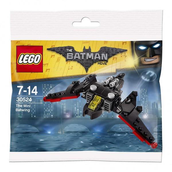 Polybag LEGO THE BATMAN MOVIE - 30524 - Das Mini-Batwing