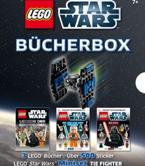 LEGO® Star Wars™ Bücher-Box