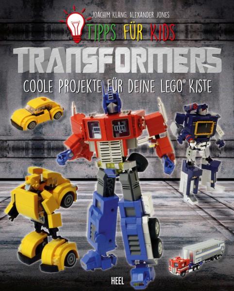 Tipps für Kids Transformers - coole Projekte für Deine LEGO Kiste
