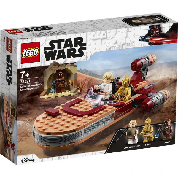 Luke Skywalkers Landspeeder™