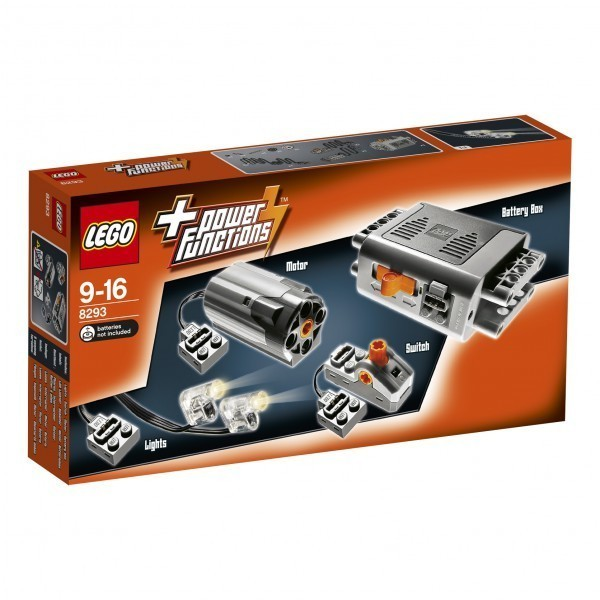 LEGO® Power Functions Tuning-Set