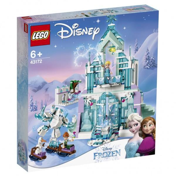Elsas magischer Eispalast