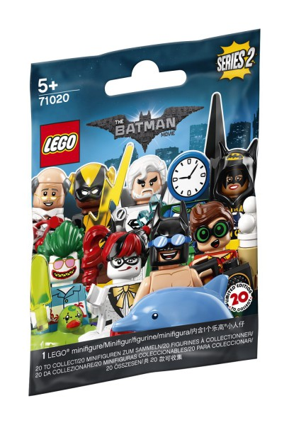 THE LEGO® BATMAN MOVIE – Serie 2