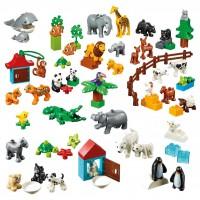 Tiere von LEGO® Education 45029