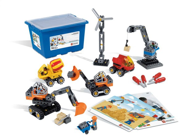 LEGO® DUPLO® Maschinen Techniker Set