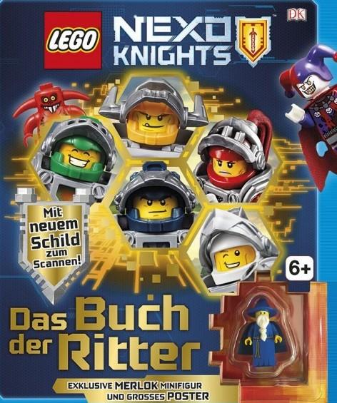 LEGO® NEXO KNIGHTS™ Das Buch der Ritter