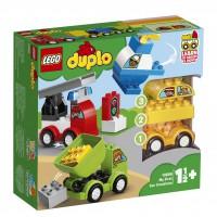 LEGO® Meine ersten Fahrzeuge 10886