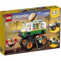 LEGO® Burger-Monster-Truck 31104