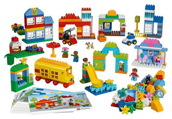 LEGO® DUPLO® Unsere Stadt - 45021