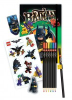 Bullyland LEGO® Batman Movie Schreibwaren-Set (6-teilig) 51749