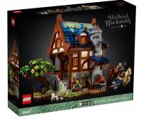 LEGO® LEGO Ideas Mittelalterliche Schmiede (21325)