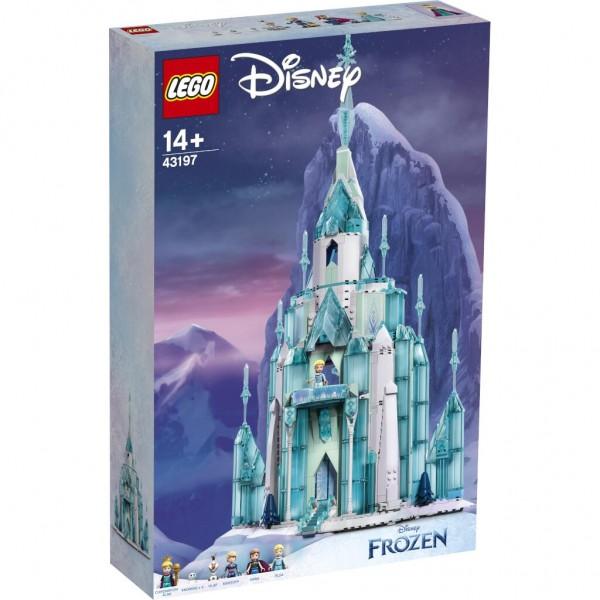 LEGO® Disney 43197 Der Eispalast