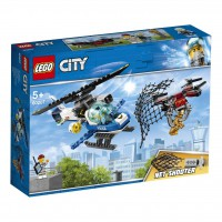 LEGO® Polizei Drohnenjagd 60207