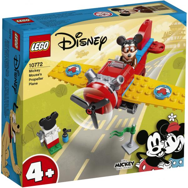Mickey Mouse's Propellerflugzeug