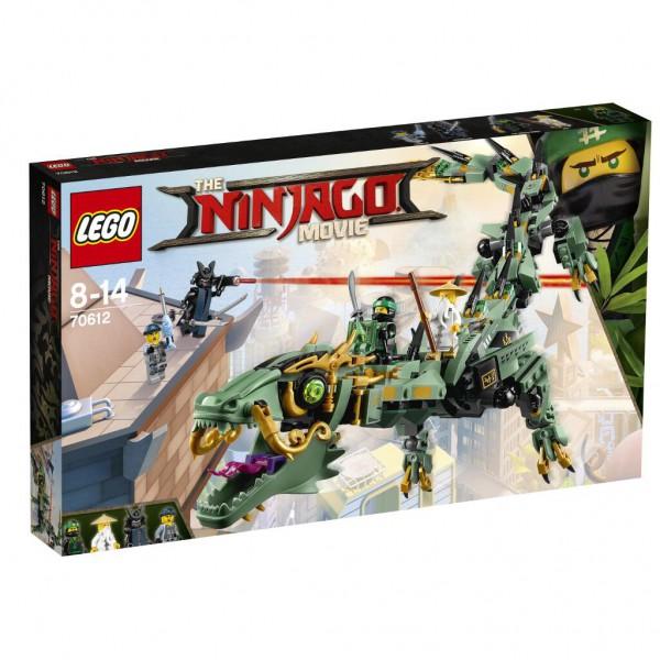 Mech-Drache des Grünen Ninja