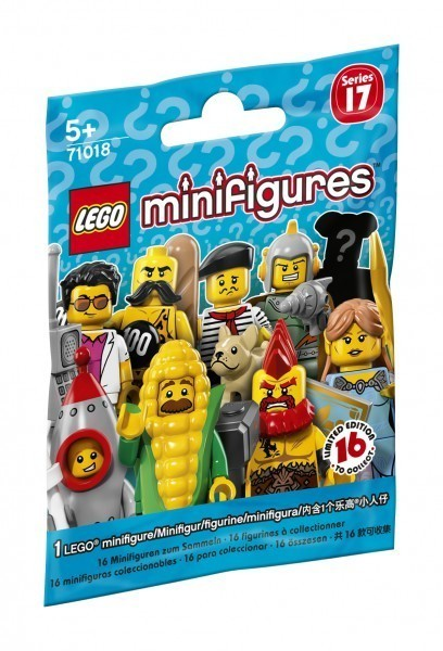 LEGO® Minifiguren, Serie17