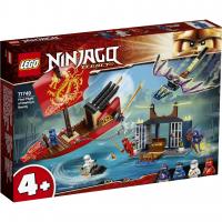 LEGO® Flug mit dem Ninja-Flugsegler 71749