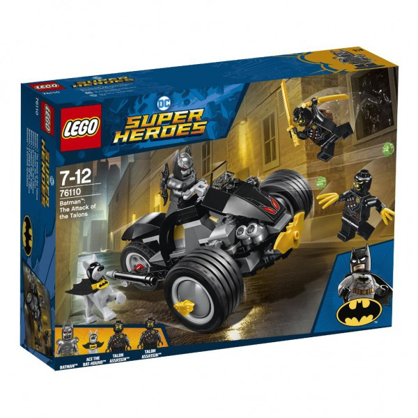 Batman™: Attacke der Talons