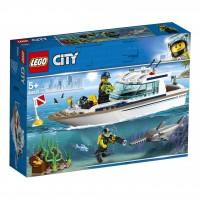 LEGO® Tauchyacht 60221