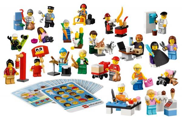 LEGO® Leute & Berufe Minifiguren - 5022