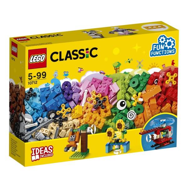LEGO Bausteine-Set - Zahnräder