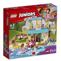 LEGO® Stephanies Haus am See 10763