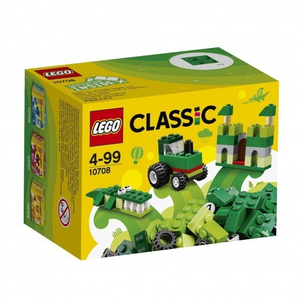 Kreativ-Box Grün