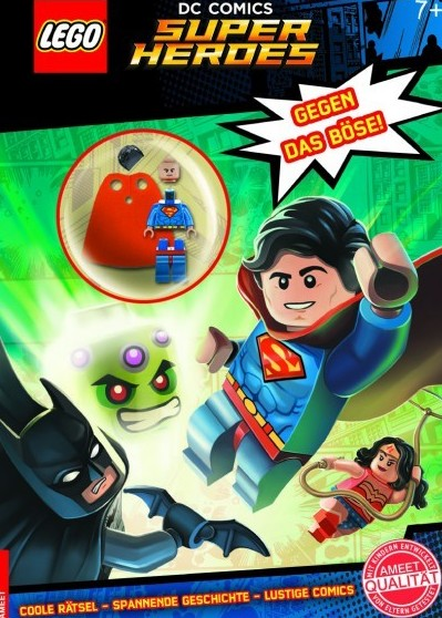 LEGO® DC Comics™ Superhelden Gegen das Böse!