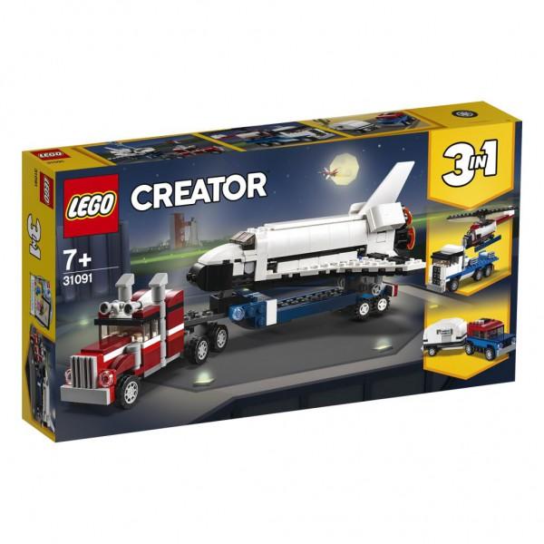 Transporter für Space Shuttle