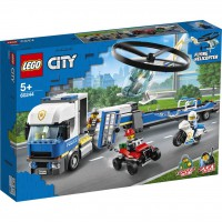 LEGO® Polizeihubschrauber-Transport 60244