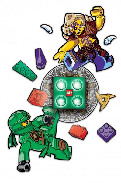 LEGO® Ninjago Wandlicht Lloyd