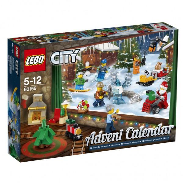 LEGO® City Adventskalender 2017