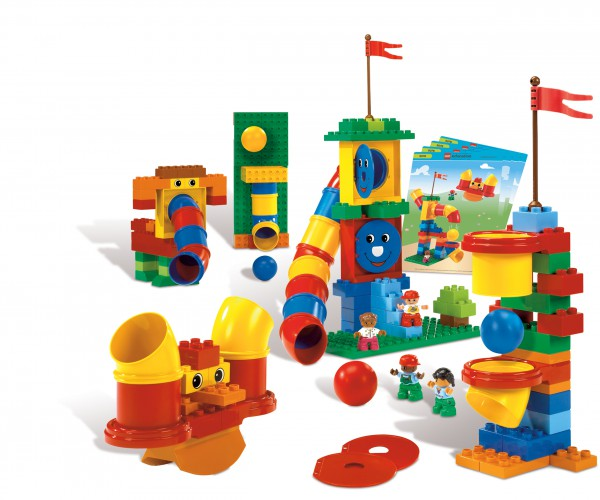 LEGO® DUPLO® Röhren zum Experimentieren