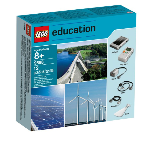 LEGO® Education Erneuerbare Energie - 9688
