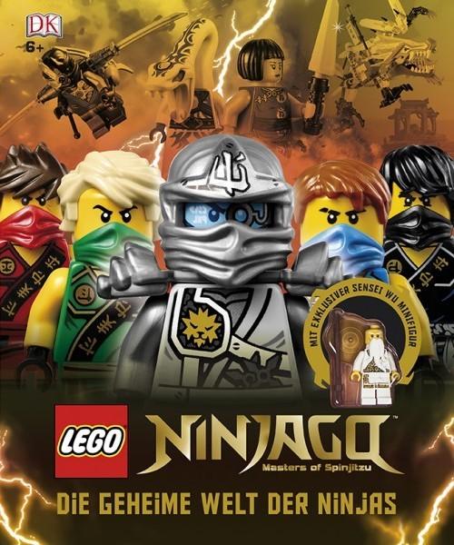 LEGO® NINJAGO® Die geheime Welt der Ninjas