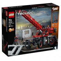 LEGO® Geländegängiger Kranwagen 42082