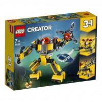 LEGO® Unterwasser-Roboter 31090