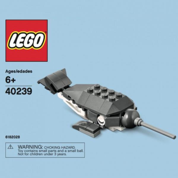 Polybag LEGO - 40239 - Narwal