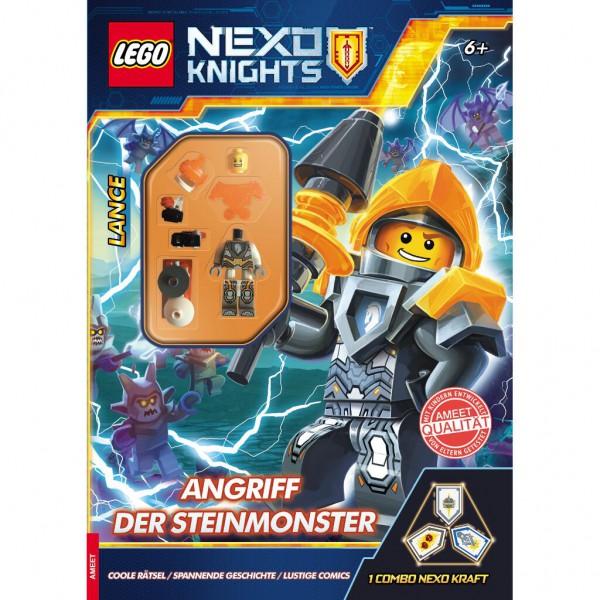 LEGO® NEXO KNIGHTS™ Angriff der Steinmonster