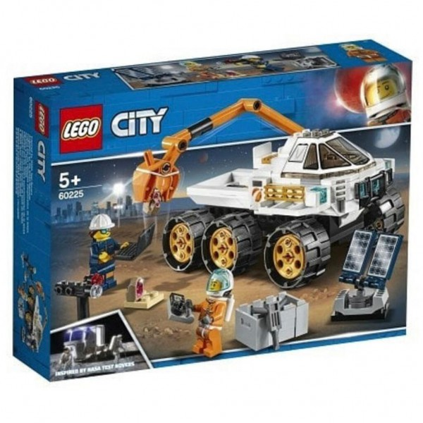 Rover-Testfahrt