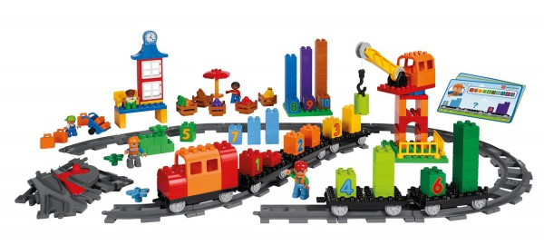 LEGO® DUPLO® Mathe Zug - 5008