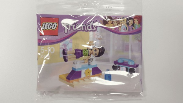 Polybag LEGO Friends - Turngerät