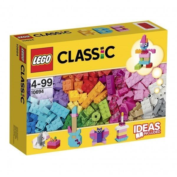 LEGO® Bausteine-Ergänzungsset Pastelltöne