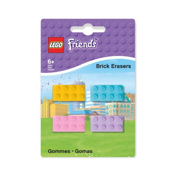 LEGO® Friends Radiergummi