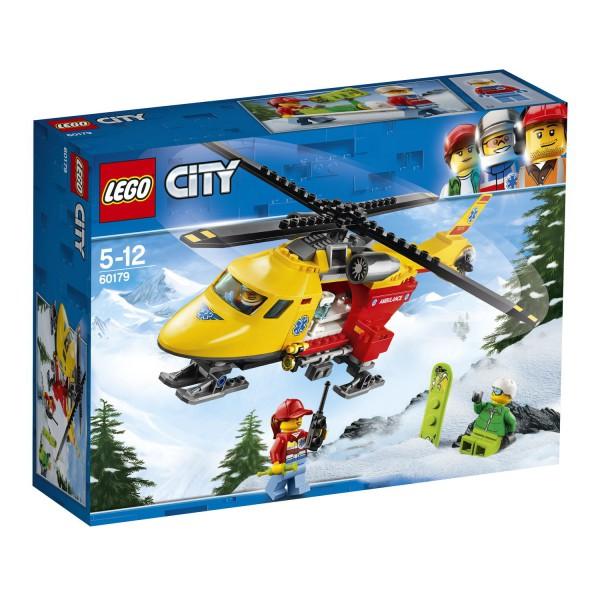 LEGO City - 60179 - Rettungshubschrauber