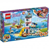 LEGO® Leuchtturm mit Flutlicht 41380